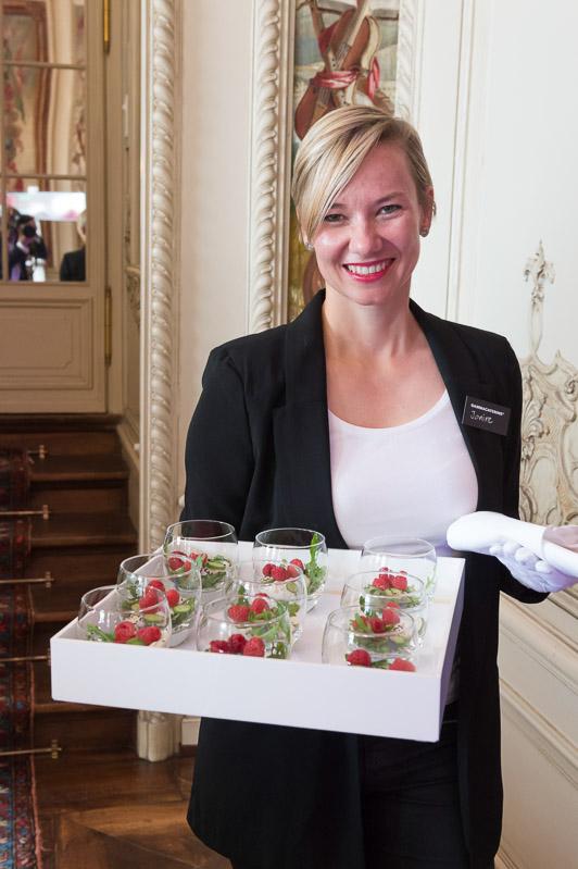 Janine Kurmann von Gammacatering ursstucki.ch